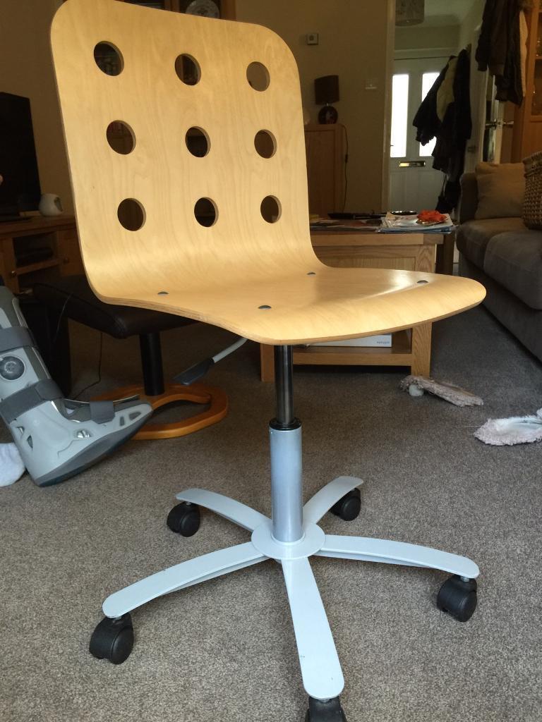 0e2e858d27e23d Ikea Jules swivel chair