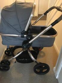 Pram Mothercare Orb Travel System - excellent condition!
