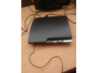 ps3 slim with fifa16 bo3 lego star wars and 4.80 ferrox