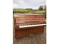Shanghai Modern Oak Upright Piano| Belfast Pianos
