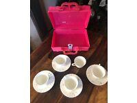 Children's Wedgewood china tea set