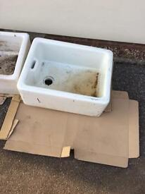 Belfast sink large £20 Good Condition. Made in England