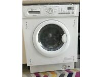 Integrated Electrolux washing machine for spares