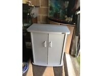 2 ft aqua one stand for fish tank v g c and very nice look pic