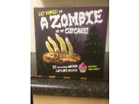 Halloween cupcake cookbook NEW