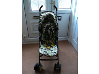 Cosatto stroller pushchair in very good condition