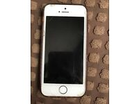 iPhone SE rose gold 4months old