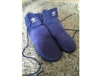 Adidas Blue Tubular