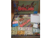 Collectable rare GHETTOPOLY board game. Produced in 2003. Complete.