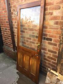 Wooden Door