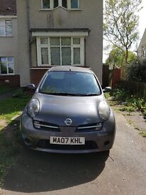 Nissan Micra 1.4 Activ 3dr 2007 Model Breaking All Parts....