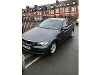 BMW 318d 2006 LEFT HAND DRIVE LHD
