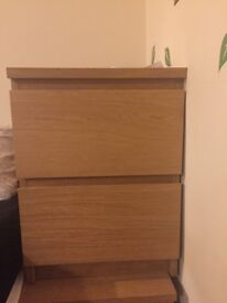 Two drawers very good Condition