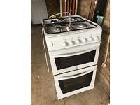 Indesit Free Standing Gas Cooker, Oven and Grill