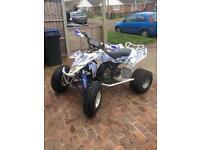 Ltr 450 not raptor Ltz road legal quad