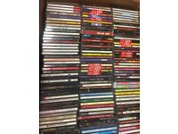 240 x Barcoded Music CD Albums Wholesale, Joblot, Bulk, Bundle, Compilations FREE DELIVERY