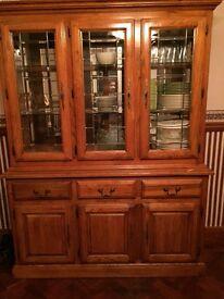 Glass Display Cabinet / Dresser