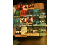 Simon scarrow books x18