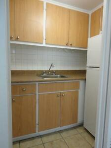 Beautiful 1 bedroom in downtown highrise, spacious and clean