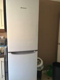 Hotpoint fridge freezer tall standing