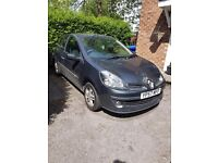 2007 Renault Clio Dynamique 86 30 a year road tax