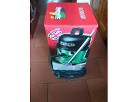 Numatic GVE370-2 George Wet & Dry Bagged 1200 Watts Vacuum Cleaner in Green