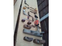 Carboot Joblot of Tools , Engineer , Mechanic etc. (Delivery Available).