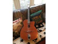 Selmer Maccaferri Gypsy Jazz Guitar - Saga BM200 1980s