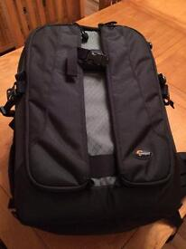 Lowerpro professional camera bag
