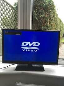 Seiki DVD and TV combo 24 inch