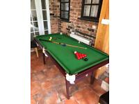 BCE Snooker Table