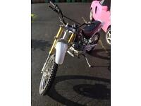 200cc project pitbike