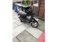 Peugeot Speedfight 100cc moped (not 50)