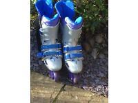 Ladies Roller Blades Size 6