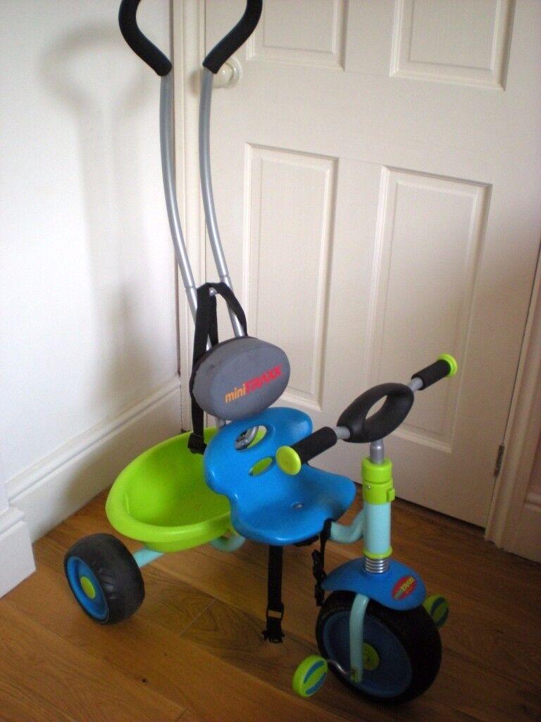 Mini Traxx Tricycle