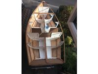 Sailing Boat ,Unfinished Project