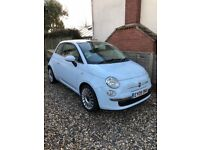 Fiat 500 Lounge - Service history & 2 lady owners from new