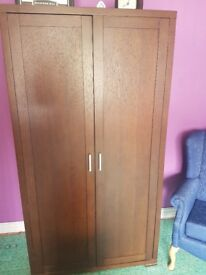 Bedroom Furniture and settee and fridge for sale. As a job lot only.
