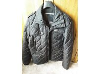 jack jones mens jacket meduim