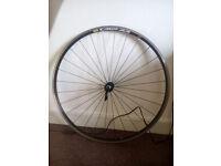 Gone! - Mavic CXP 22 used road bike wheels 700c