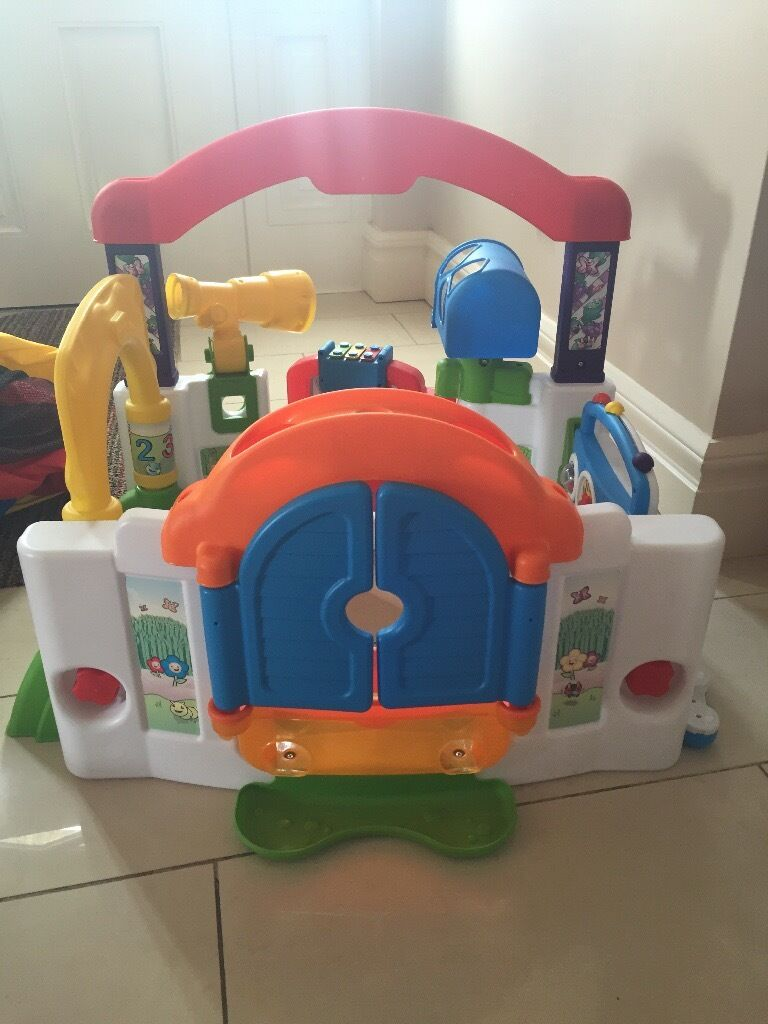 Little tikes activity centrein Kilrea, County LondonderryGumtree - Little tikes activity garden. Like new. Excellent condition. From pet and smoke free home