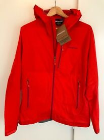 Patagonia Women's Stretch Rainshadow Jacket, L, BRAND NEW - never worn