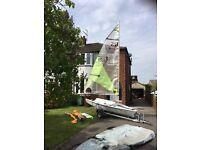 RS Feva Sailing Dinghy for sale
