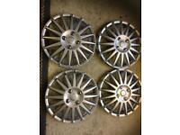 15 inch universal wheel trims