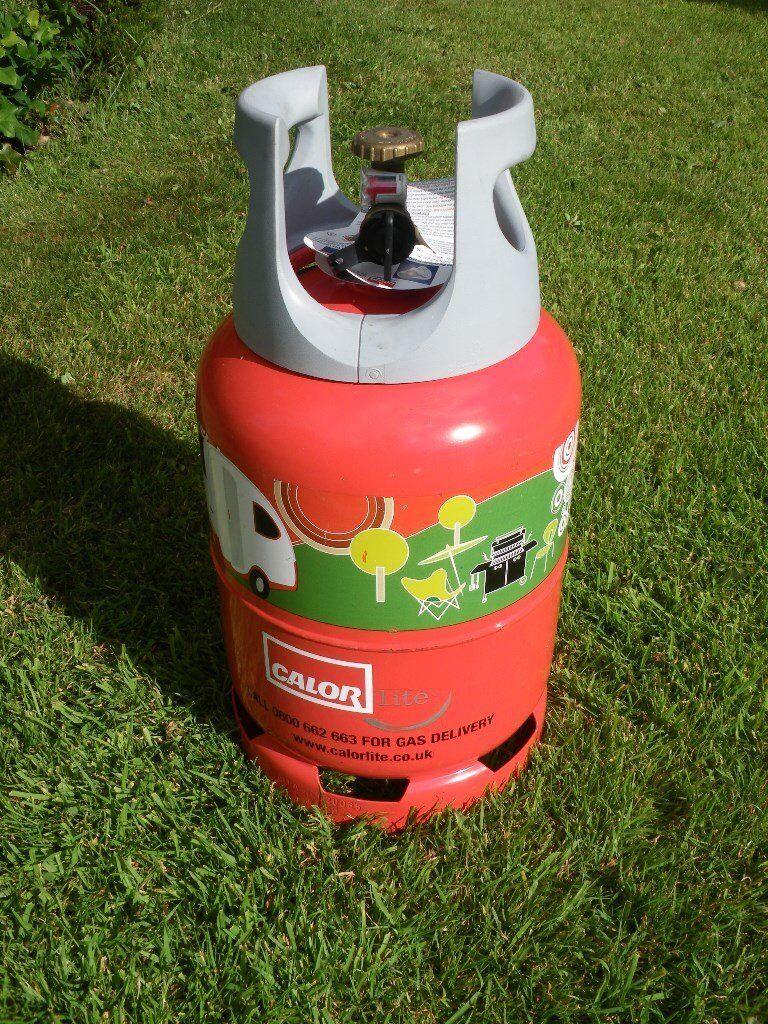 Full Calorlite 6kg Propane LPG Gas Bottle for Caravan ...