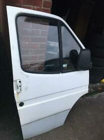 MK5 TRANSIT COMPLETE REAR AXLE 4:63 DIFF LEAF SPRINGS AND