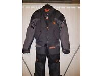Akito Motorcycle Jacket & Trousers