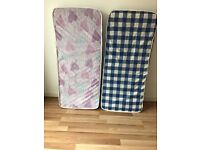 2 mattress for sale - can be delivered