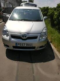 Toyota corolla verso Diesel with Brand new MOT