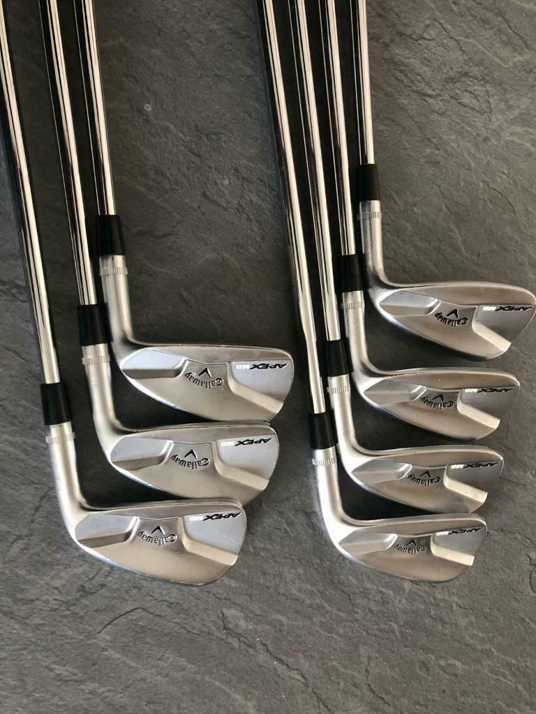 Callaway Apex MB Irons - 4 to PW | in Inverness, Highland | Gumtree